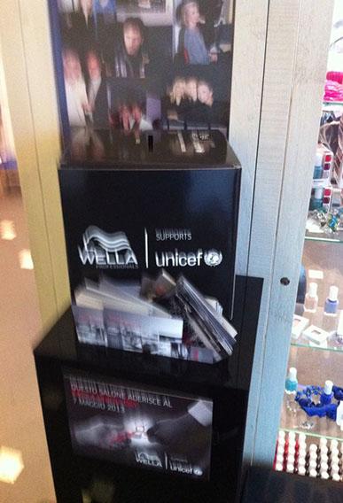 Wella – Unicef Day